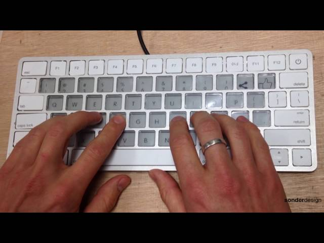 84114caa9b9 Its current concept keyboard even looks like Apple's own Bluetooth model  that is already available for Mac. The Sonder version is also wireless, ...
