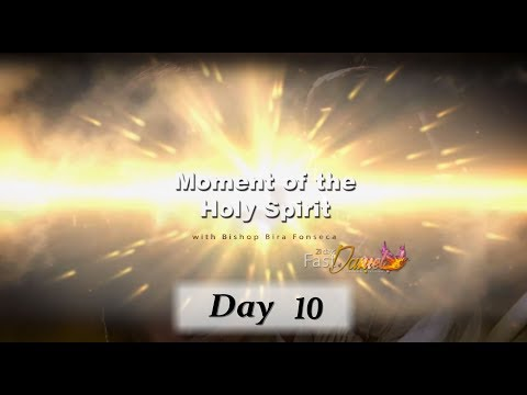 Moment of the Holy Spirit