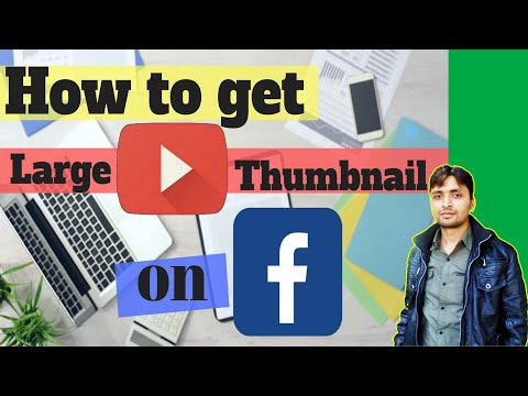 Download How To Post Youtube Videos With Large Thumbnail In