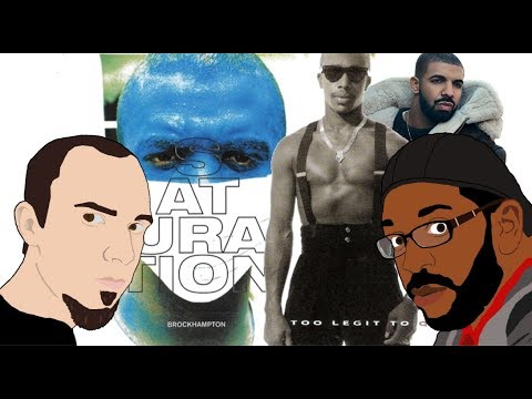 Saturation I and Too Legit to Quit Album reviews: GO #145