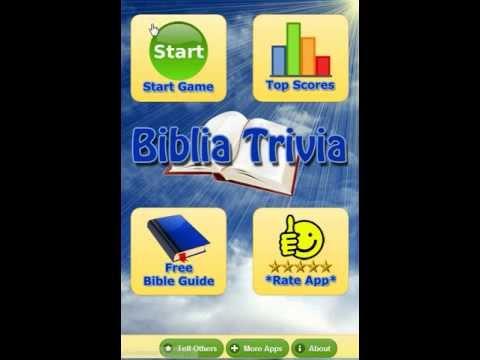 Video of Bible Trivia Quiz Free Bible G