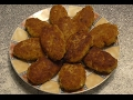 Рыбные котлеты из окуня речного: рецепт и приготовление