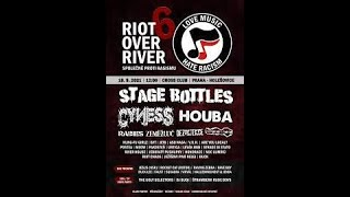 Video Dezinfekce live at Riot Over River 2021, Praha, Club Cross