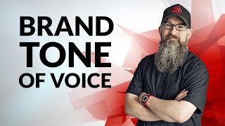 What is Brand Tone of Voice? Learn how to develop your brand voice.