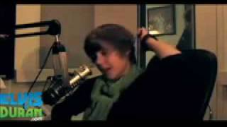 justin bieber 'miley cyrus is not my type but selena gomez is pretty!' z100 interview mp4.avi