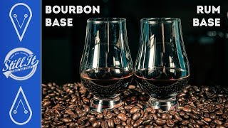 How To Make Coffee Liqueur With Rum Or Bourbon