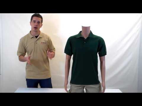 Jerzees J100 Polo - Affordable 100% Cotton Polo