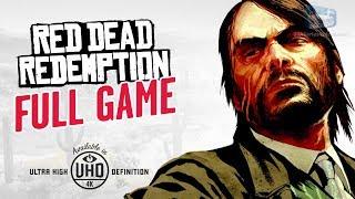 Red Dead Redemption - 4K Full Game Walkthrough [Xbox One X Enhanced]
