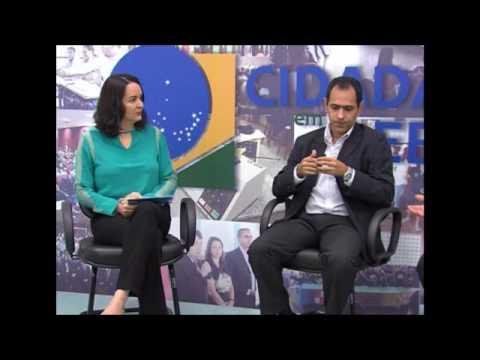 Programa Cidadania em Debate, transmitido pela TVAL: controle social sobre gastos públicos.