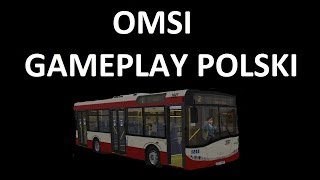 preview picture of video 'OMSI Gameplay PL Projekt Leszno linia 2'