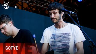 Gotye live at triple j's Beat The Drum