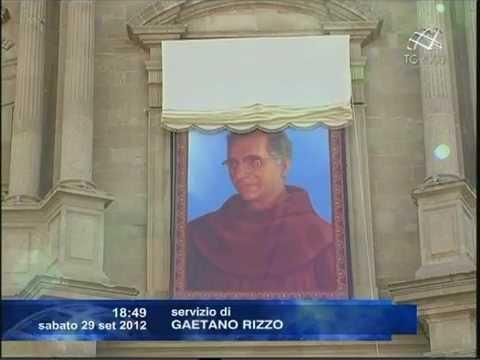 Acireale, la beatificazione di Gabriele M. Allegra, OFM
