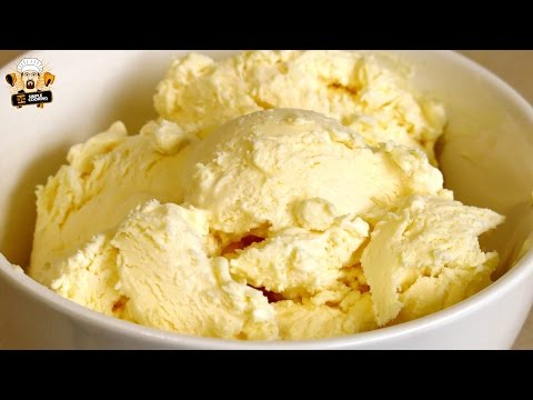 2 INGREDIENT HOMEMADE ICE CREAM RECIPE