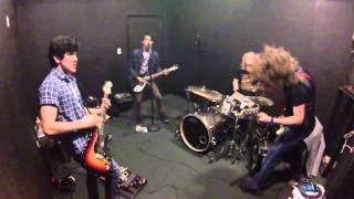 The Reen - Disposable Boyfriend & King Of All Your Mistakes - Live Rehearsal