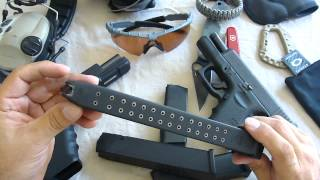 Glock 9mm 33 round magazine