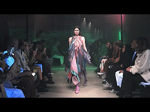 MARINE SERRE Fall 2019 Paris - Fashion Channel
