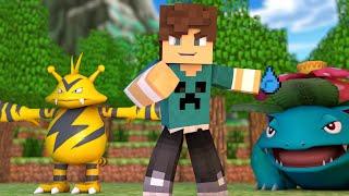 Minecraft: Pokemon Ruby -  Em Busca Da Insígnia De Aguá #05
