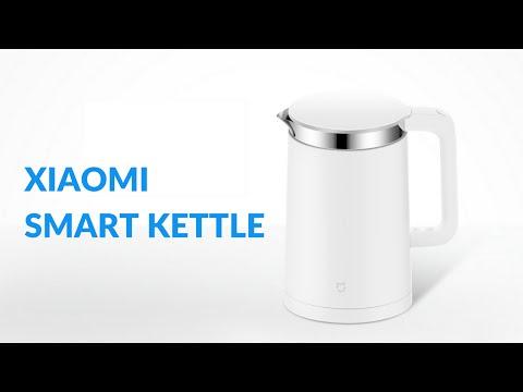 Обзор Xiaomi Smart Kettle от Румиком