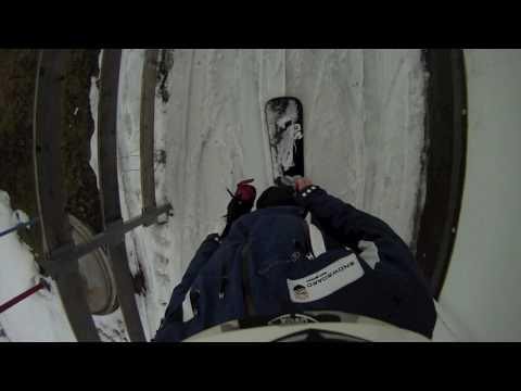 Alpin Snowboarding