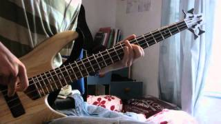 Red Hot Chili Peppers - By the Way [Bass Cover]
