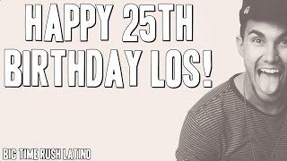 »Happy 25th Birthday Carlos Pena Jr♡ HD