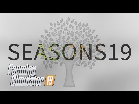 Seasons 19 for Farming Simulator 19 Releases July 24 (And