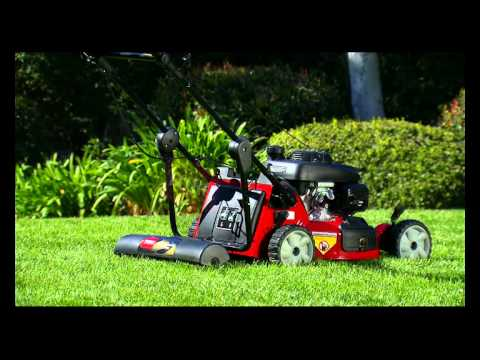 Toro Recycler 22 in. Briggs & Stratton 163 cc AWD in Derby, Vermont - Video 4