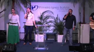 preview picture of video 'Culto - PIB Santa Maria 02/11/2014 - Batismo - Parte 1 de 2'