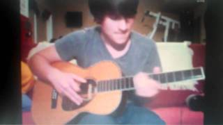 Airplanes - Chase Coy live on Ustream