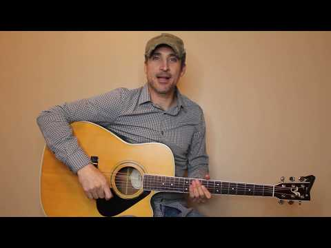 You Make It Easy - Jason Aldean - Guitar Lesson | Tutorial Mp3