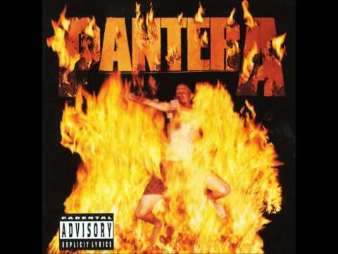 Pantera - We'll Grind That Axe For A Long Time
