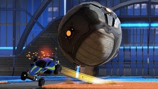 Rocket League ::: Custom Vehicle Themes ::: Vault Boy (Venom)