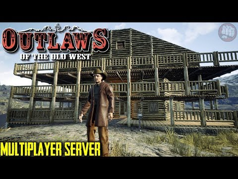 Build Competition | Outlaws of the Old West | MP Server | S3 EP14