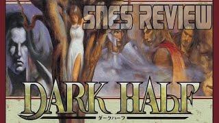 Daria Reviews Dark Half [SNES] - NPCs: They