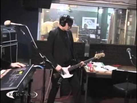 Interpol Live KCRW Studios_Part 1