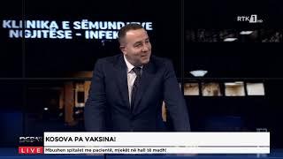 Debat - Kosova pa vaksina! 09.03.2021