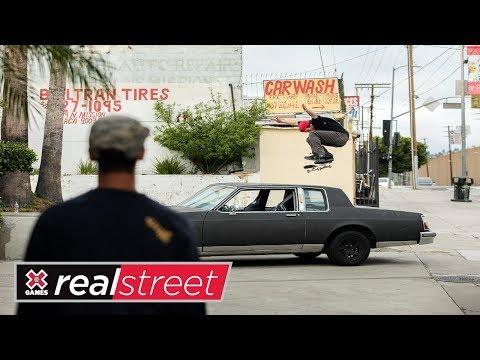 Image for video Chris Joslin: Real Street 2018 bronze | World of X Games