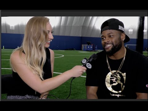 Columbus Destroyers: one-on-one interview with DB Varmah Sonie