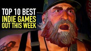 Top 10 BEST Indie Games Out This Week