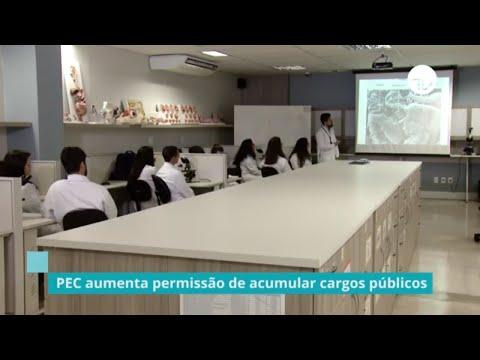 PEC aumenta permissão de acumular cargos públicos - 11/11/19