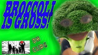 I HATE BROCCOLI! DINGLEHOPPERZ #SHORTS