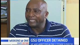GSU officer among suspects arrested and detained for abducting a Safaricom staff