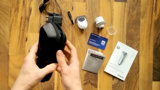 Unboxing Philips S7520/50 Series 7000