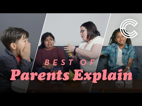 The Best of Parents Explain