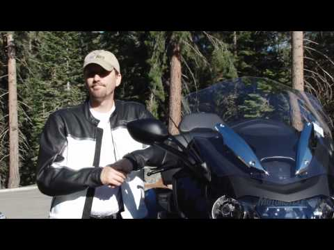 2012 BMW K1600GTL vs. 2012 Honda Gold Wing Shootout