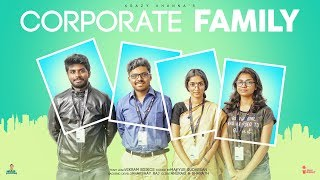 Corporate Family | If Parents Act Like Corporates | Vijetha | Krazy Khanna | Chai Bisket