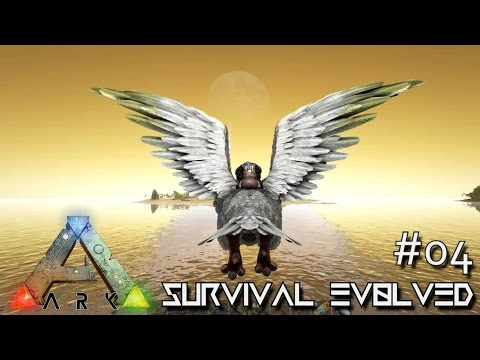 Survival Ark Evolved Gameplay