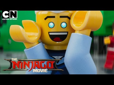 The Lego Ninjago Movie (Featurette 'Outtakes')