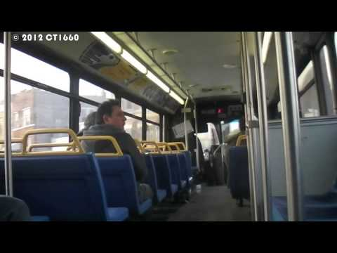 MTA Bus: A Ride On Orion V #104 On The Q23 To Ditmars Boulevard Mp3