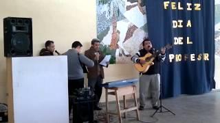 preview picture of video 'DÍA DEL PROFESOR. ESCUELA TÉCNICA NTRA. SRA. DE ITATÍ. San Luis del Palmar'